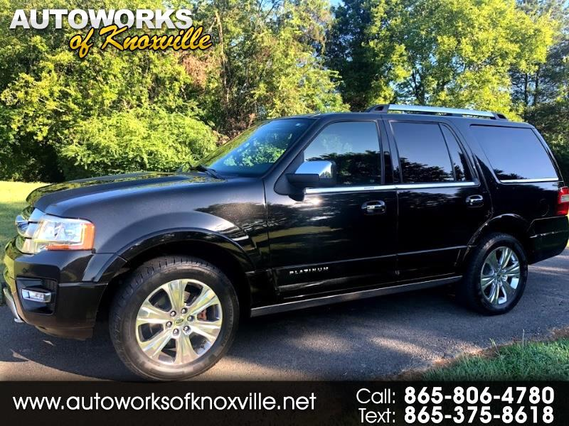 Ford Expedition Platinum 4WD 2015