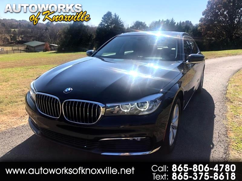 BMW 7-Series 740i xDrive 2017
