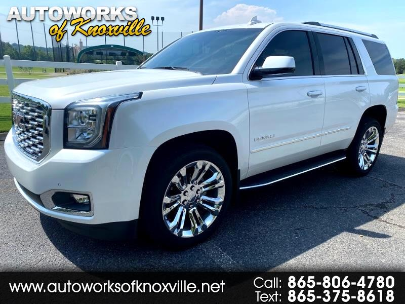 Used 2018 Gmc Yukon Denali 4wd For Sale In Knoxville Tn 37932