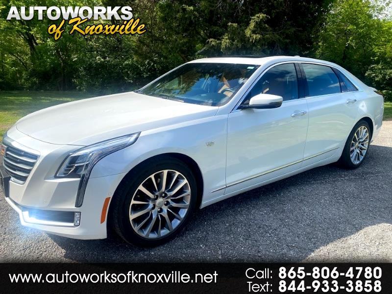 Cadillac CT6 2.0L Luxury 2017
