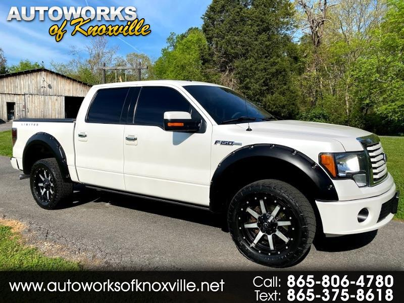 Ford F-150 Limited SuperCrew 4WD 2011