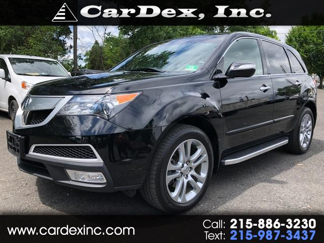 2012 Acura MDX AWD 4dr Advance/Entertainment Pkg