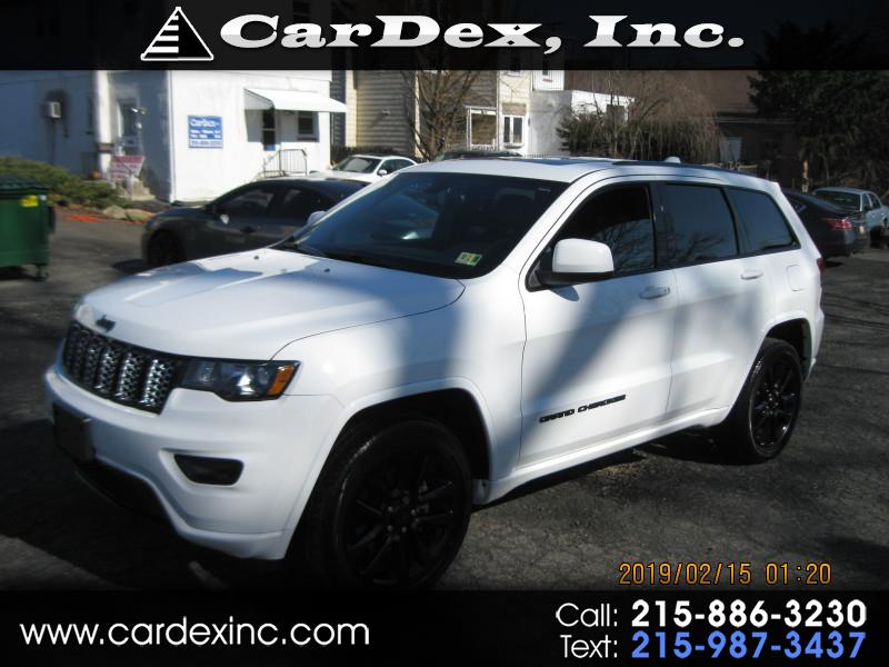 2017 Jeep Grand Cherokee Altitude 4x4 *Ltd Avail*