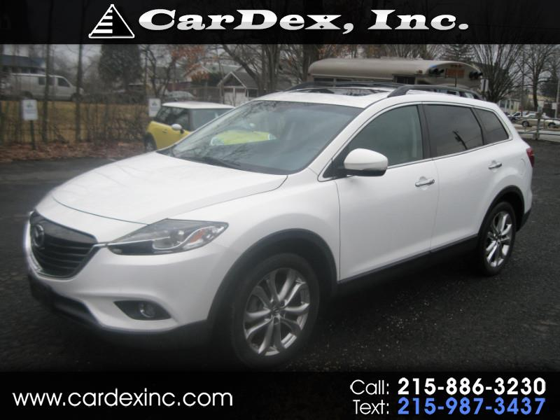 2013 Mazda CX-9 AWD 4dr Grand Touring