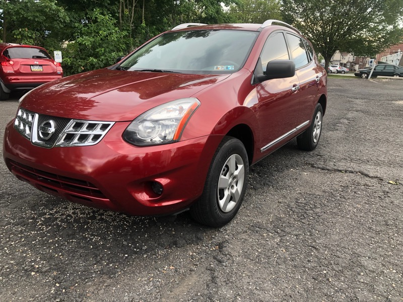 2015 Nissan Rogue Select AWD 4dr S