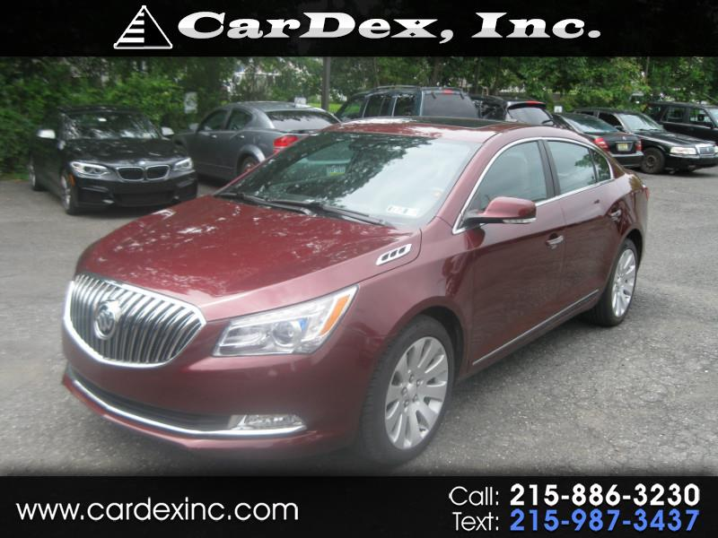2015 Buick LaCrosse 4dr Sdn Leather AWD