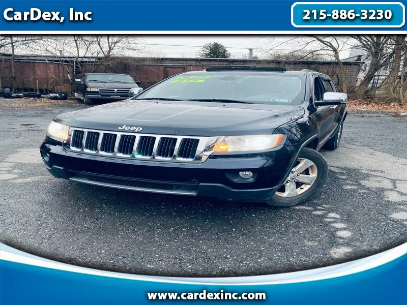Jeep Cherokee 4WD 4WD 4dr Limited 2011
