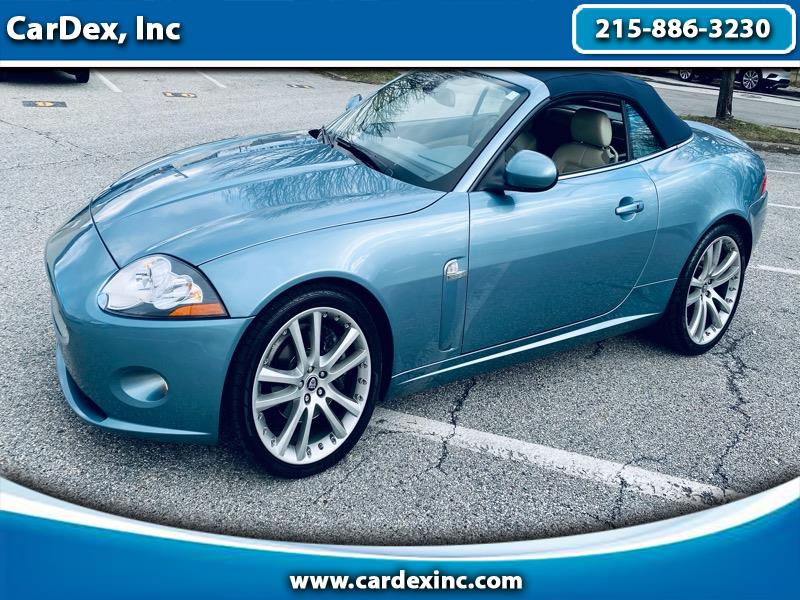 Jaguar XK 2dr Convertible 2007