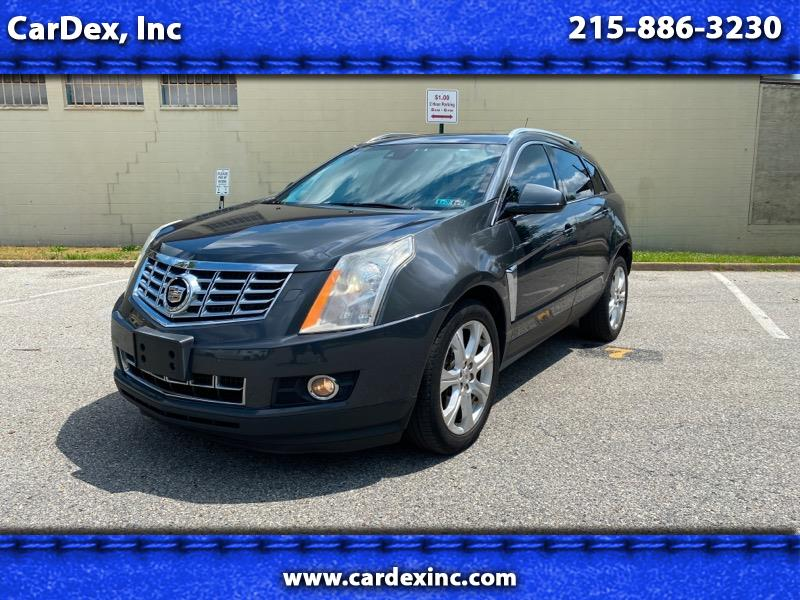 Cadillac SRX AWD 4dr Performance Collection 2013