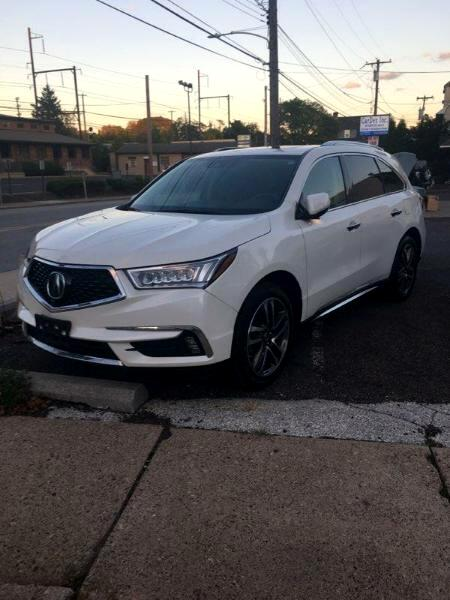 Acura MDX SH-AWD w/Advance Pkg 2017