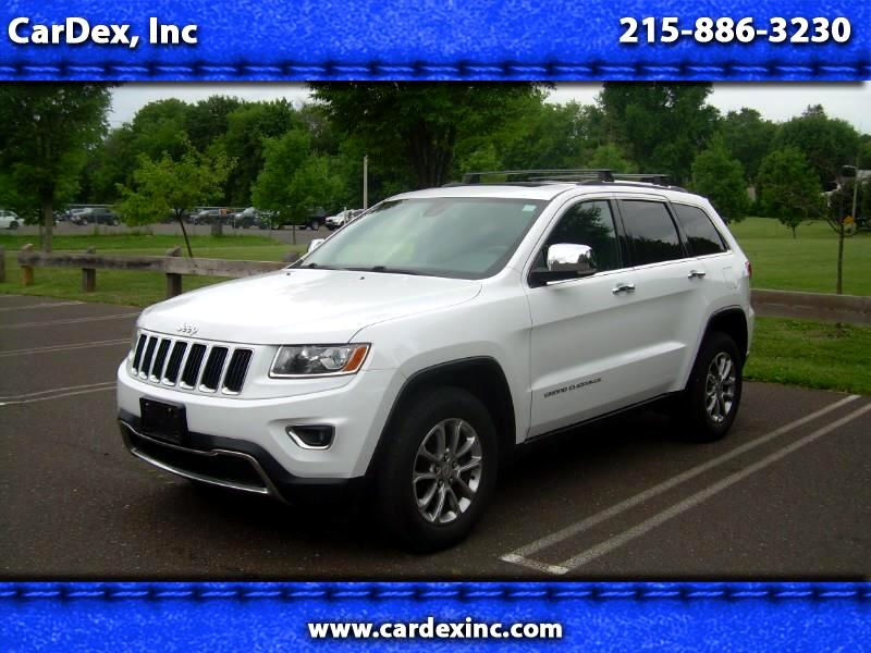 Jeep Grand Cherokee 4WD 4dr Limited 2015