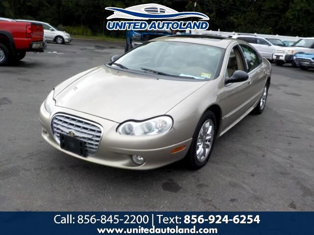 2002 Chrysler Concorde Limited