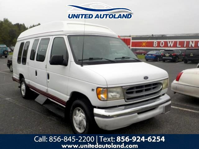 2001 Ford Econoline E250 Extended