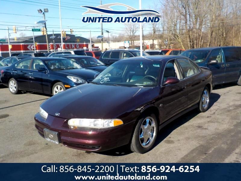2002 Oldsmobile Intrigue GL Sedan