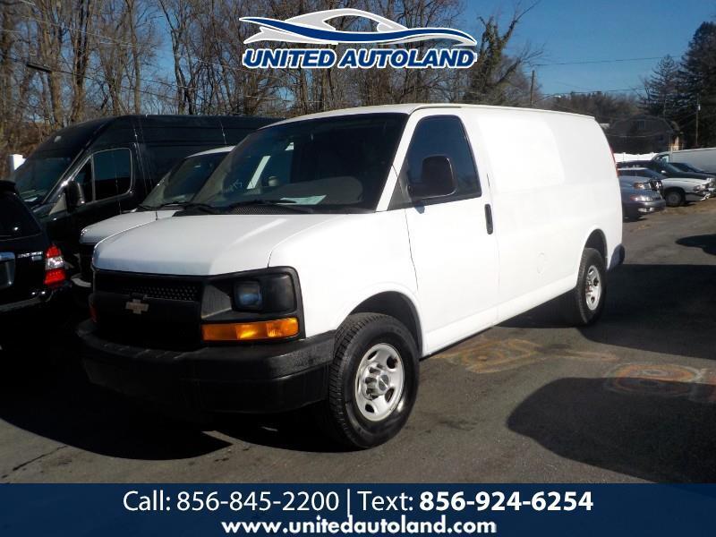 2007 Chevrolet Express 3500 Cargo