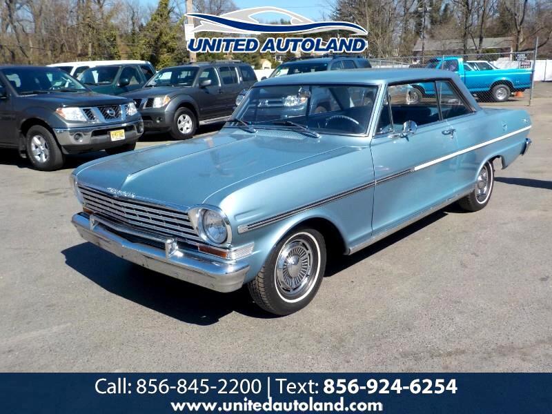 1963 Chevrolet Nova Base