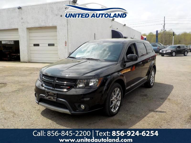 2014 Dodge Journey FWD 4dr R/T