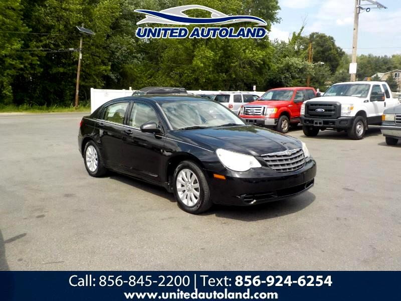 2010 Chrysler Sebring 4dr Sdn Limited