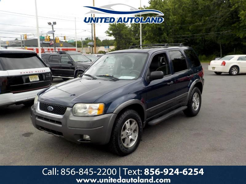 "2003 Ford Escape 4dr 103"" WB XLT 4WD Popular 2"