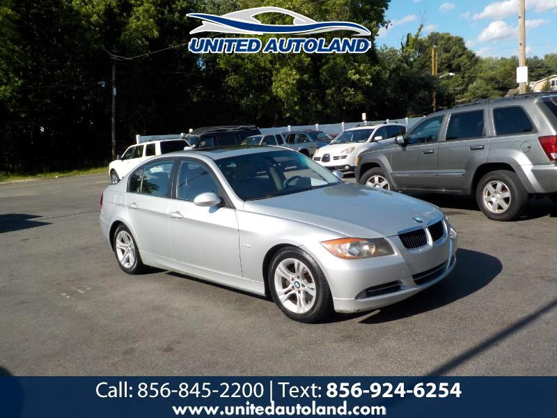 2008 BMW 3-Series 4dr Sdn 328i RWD South Africa