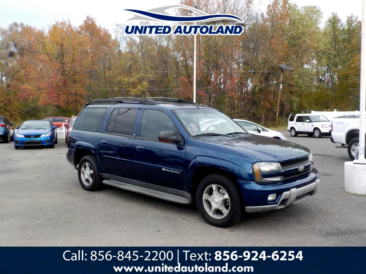 2004 Chevrolet TrailBlazer 4dr 4WD EXT LT