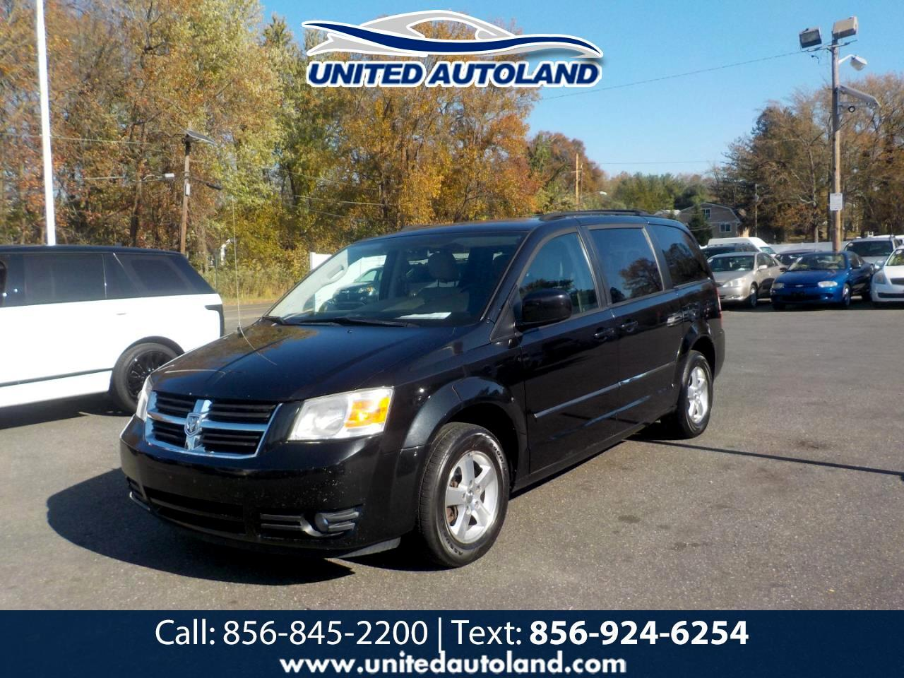 2008 Dodge Grand Caravan 4dr Wgn SXT