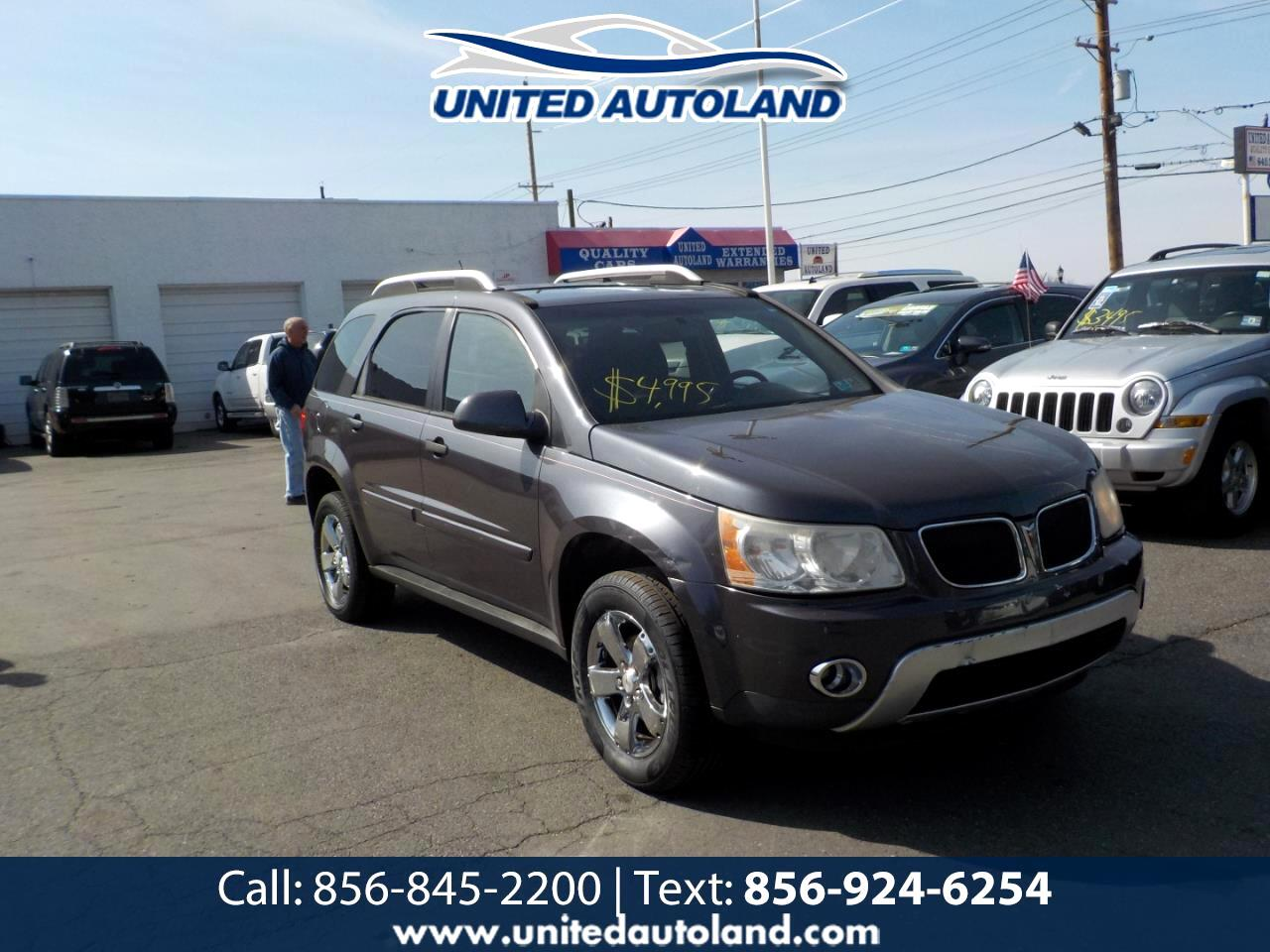 Pontiac Torrent FWD 4dr 2007