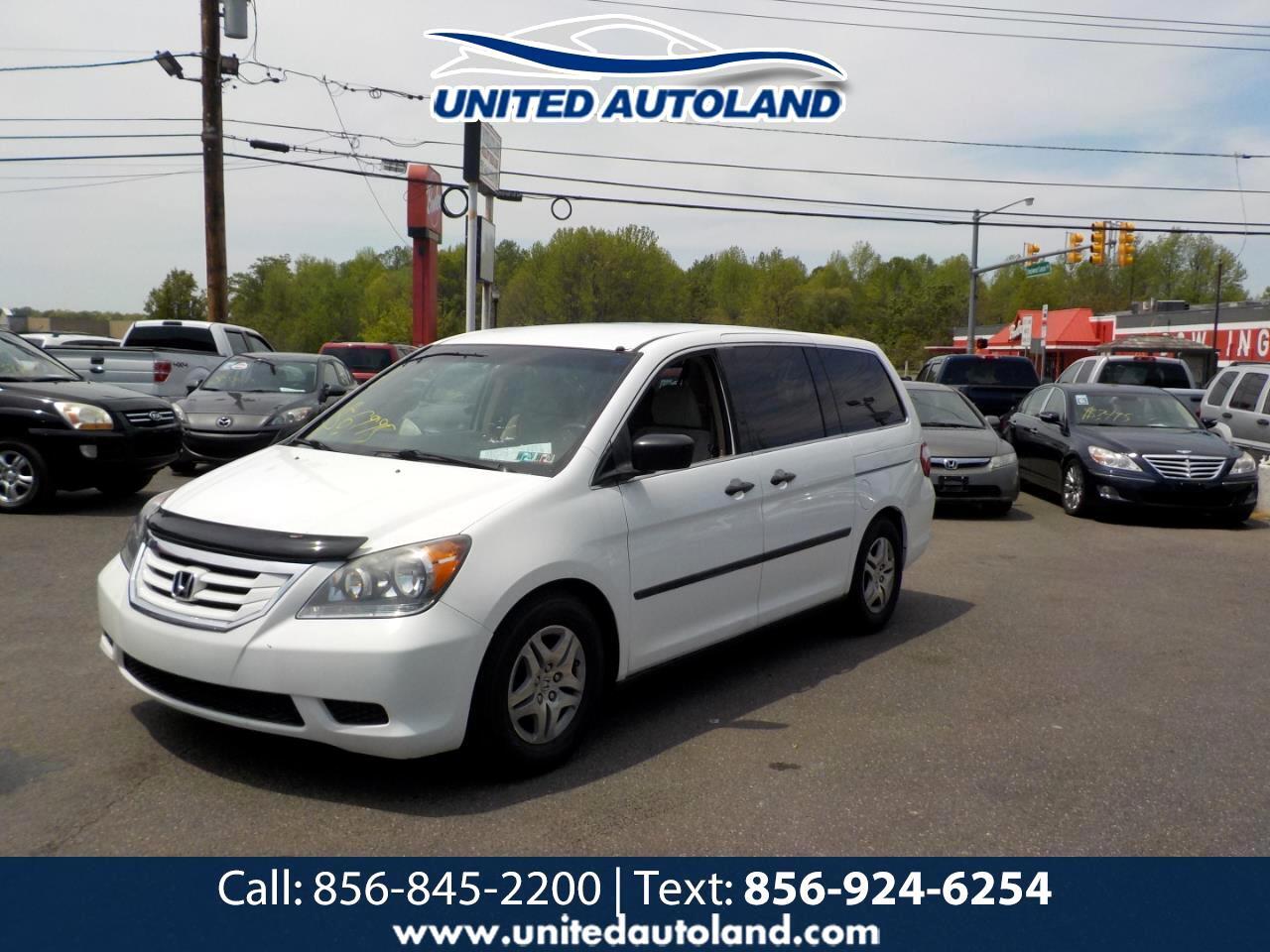Honda Odyssey 5dr LX 2008