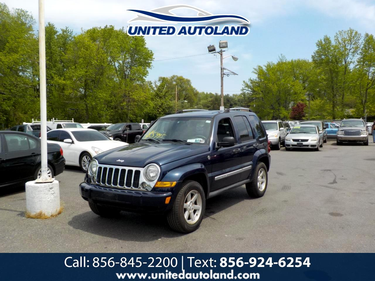 Jeep Liberty 4dr Limited 4WD 2006