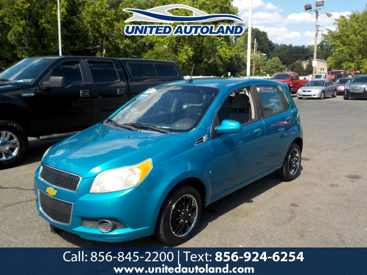 Chevrolet Aveo 5dr HB LT w/1LT 2009