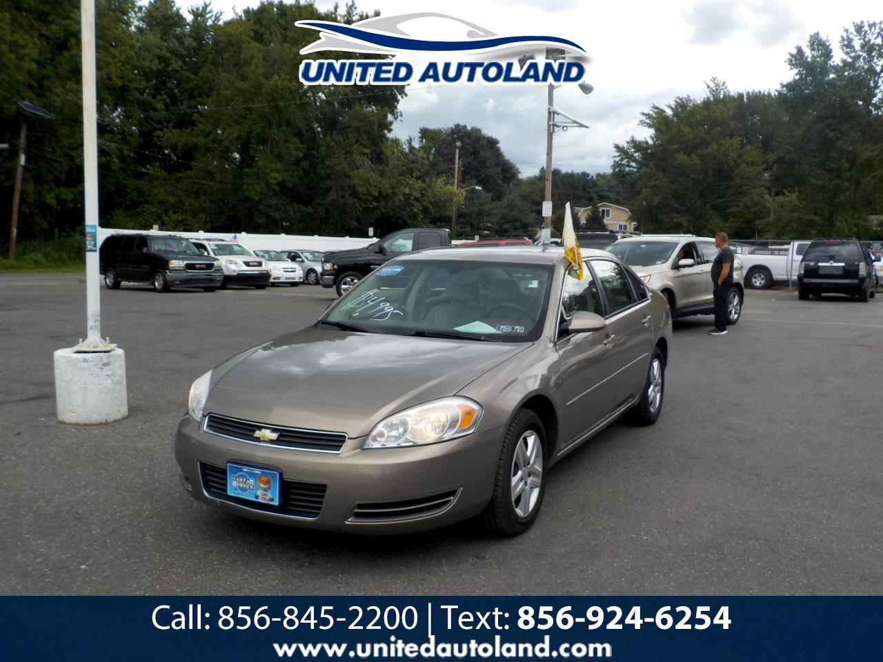 Chevrolet Impala 4dr Sdn LT 3.5L 2006