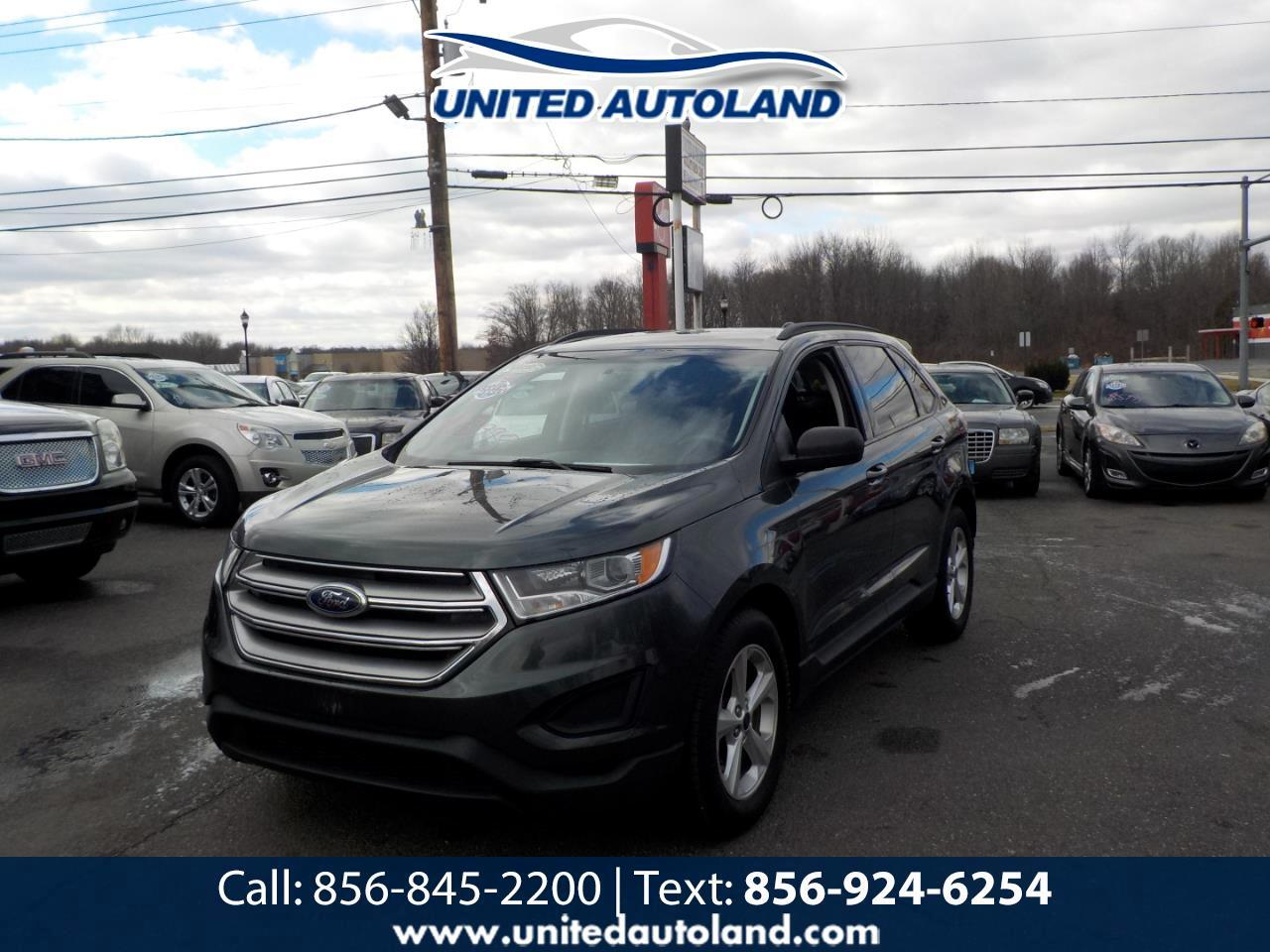 Ford Edge 4dr SE AWD 2015