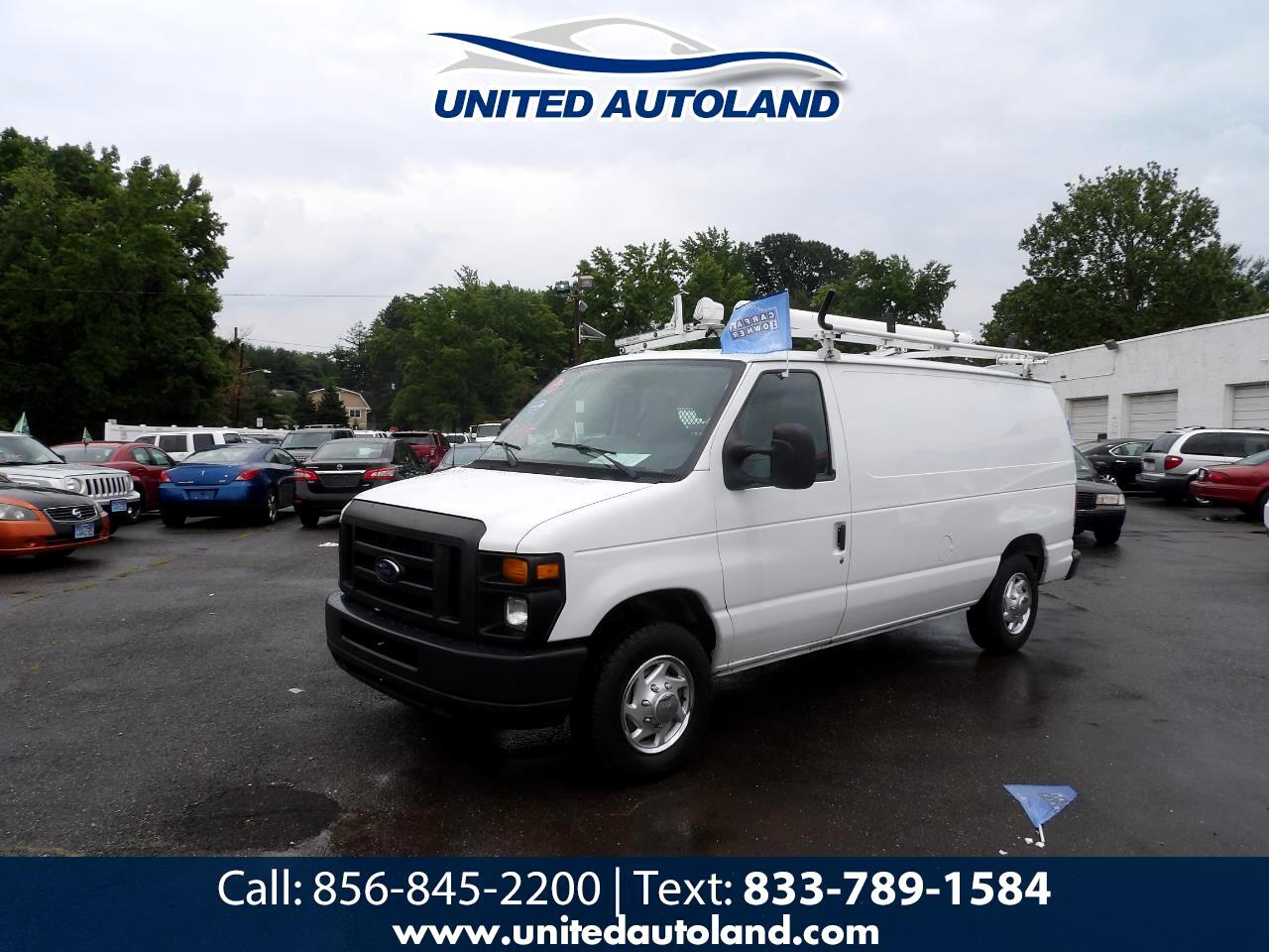 Ford Econoline Cargo Van E-150 Recreational 2014