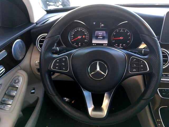 Mercedes-Benz C-Class C280 2015