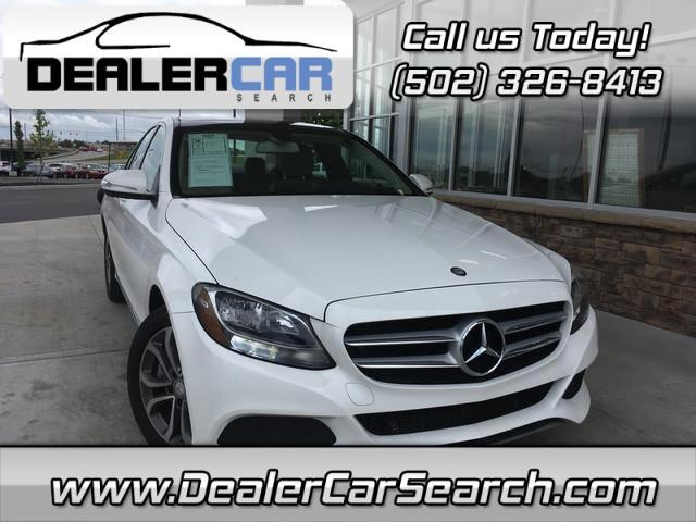 2015 Mercedes-Benz C-Class C350 Luxury