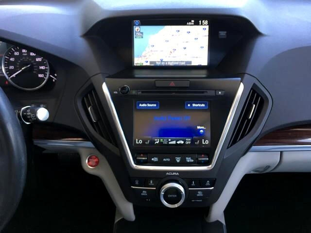 2014 Acura MDX 4