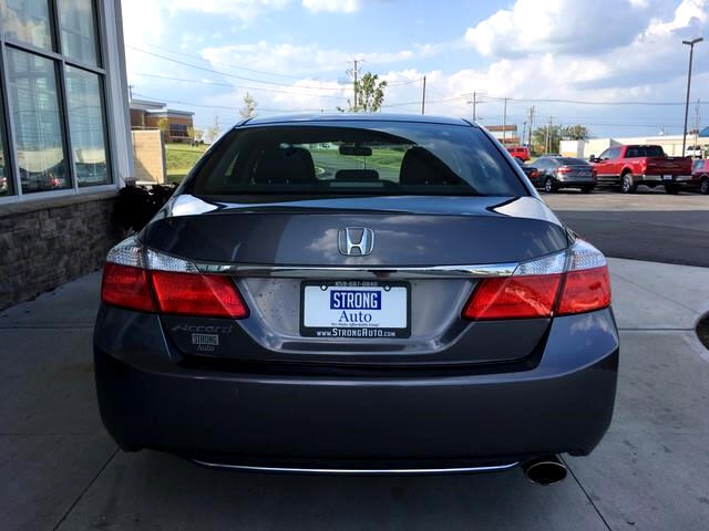 2014 Honda Accord Sedan 4dr I4 Man LX