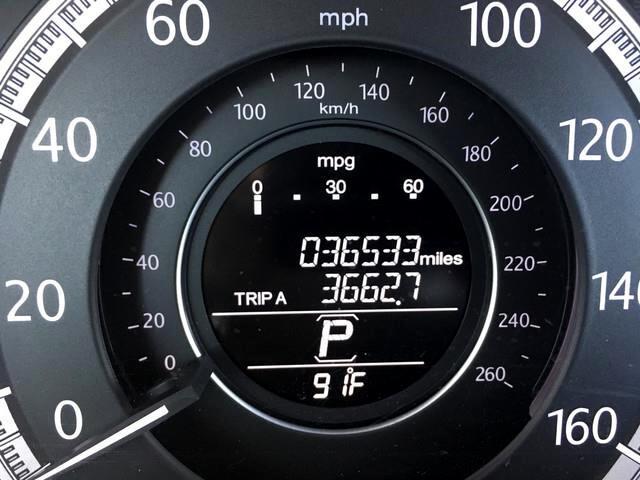 Used 2014 Honda Accord Sedan 4dr I4 Man LX for Sale in