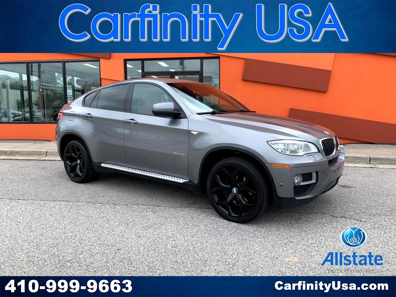 BMW X6 AWD 4dr xDrive35i 2014