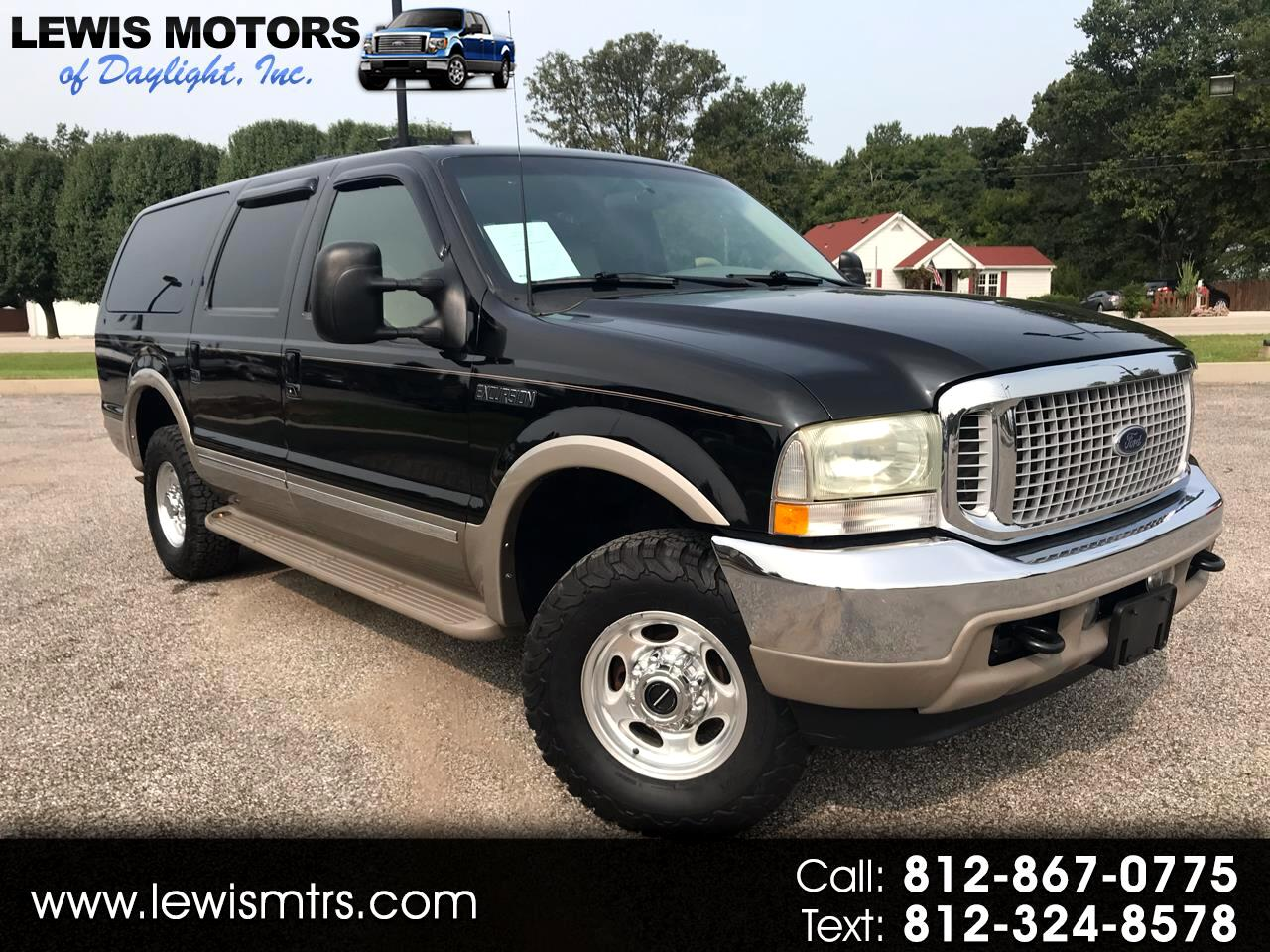 Ford Excursion Limited 7.3L 4WD 2002