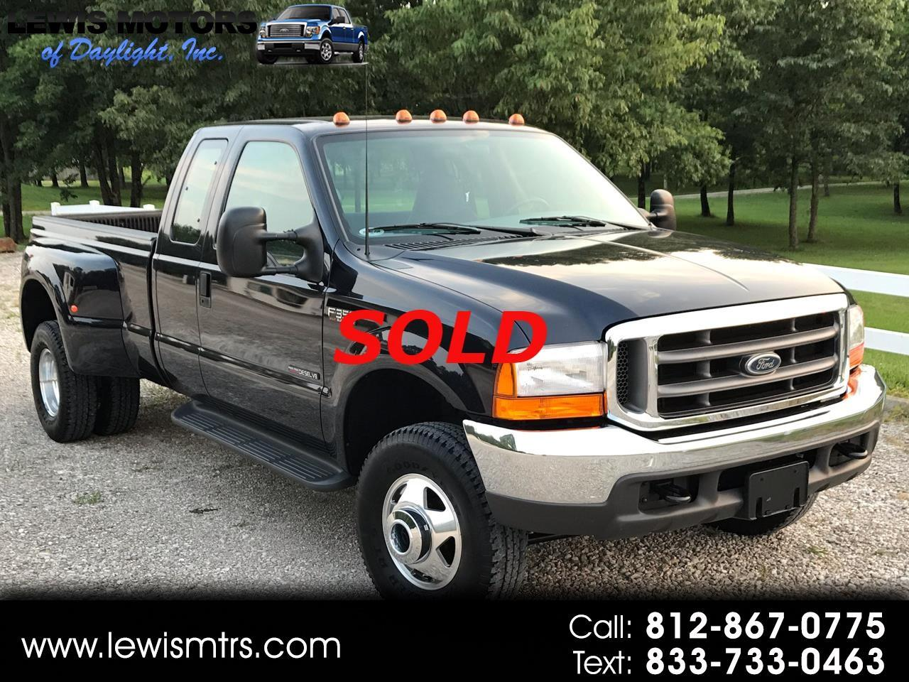 Ford F-350 SD XLT SuperCab 4WD DRW 2000
