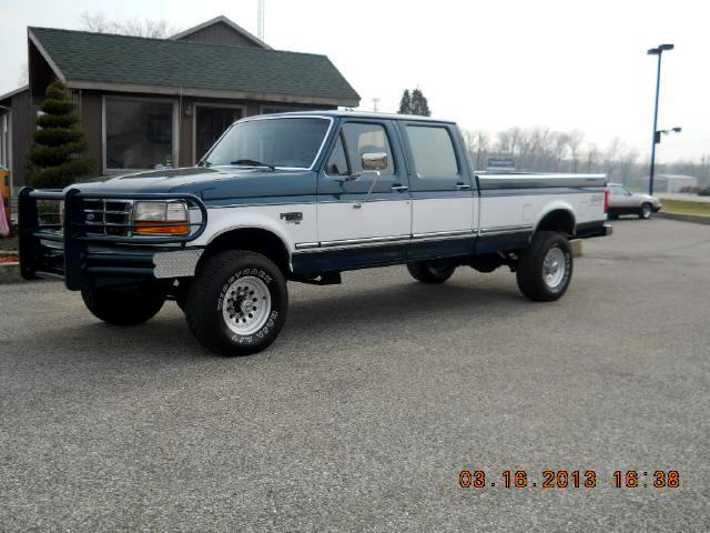 1997 Ford F-350 Crew Cab 4WD