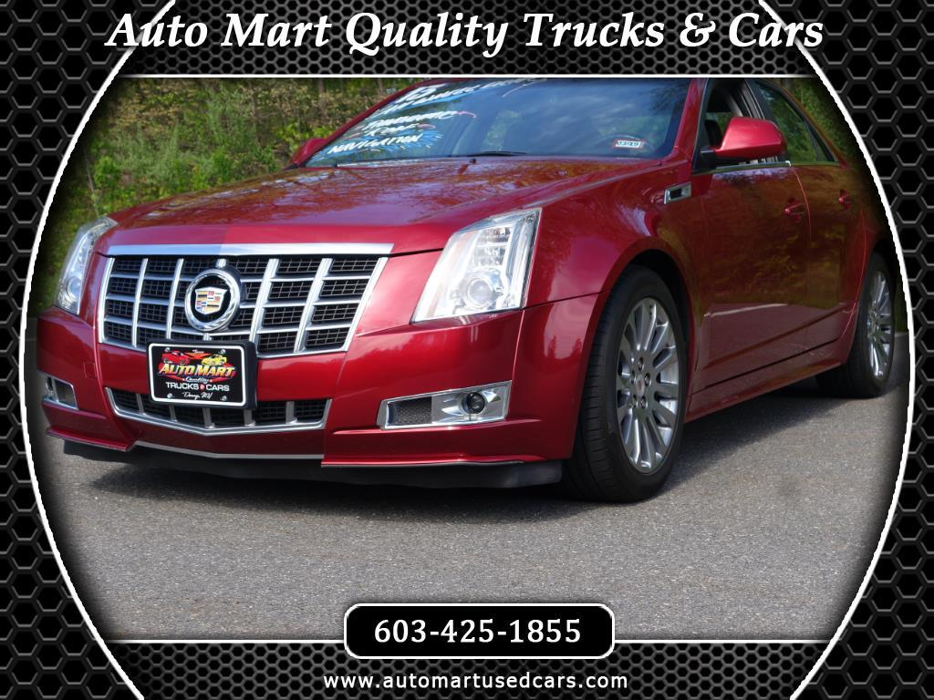 2013 Cadillac CTS Performance AWD w/ Navi
