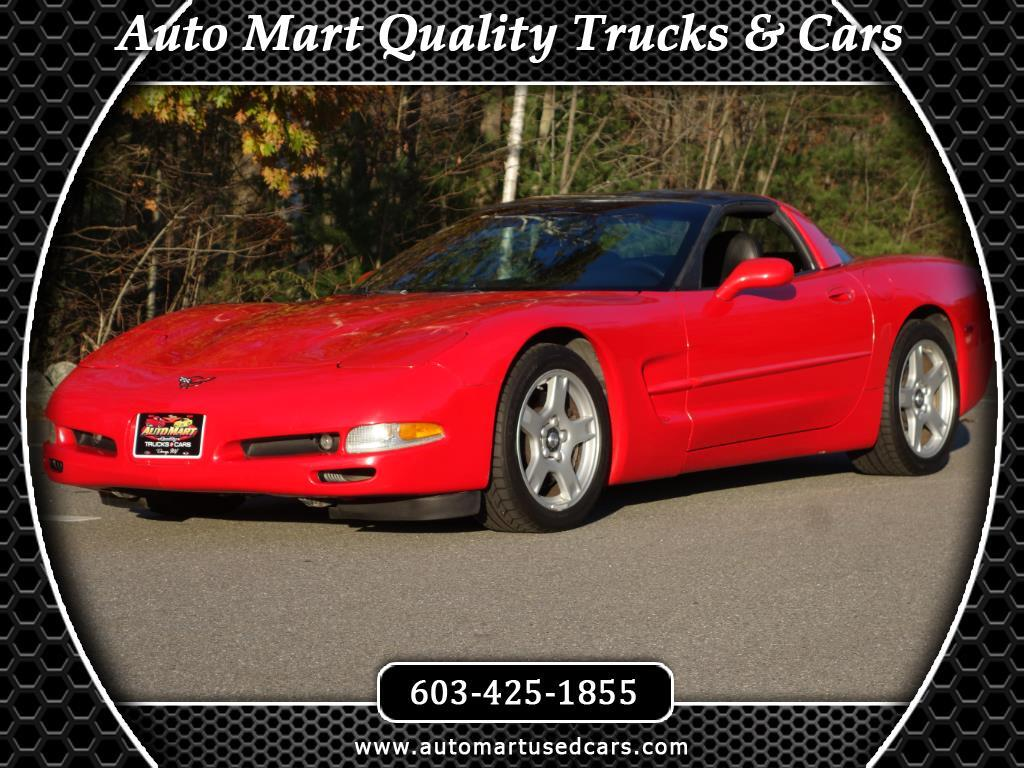 1998 Chevrolet Corvette Coupe