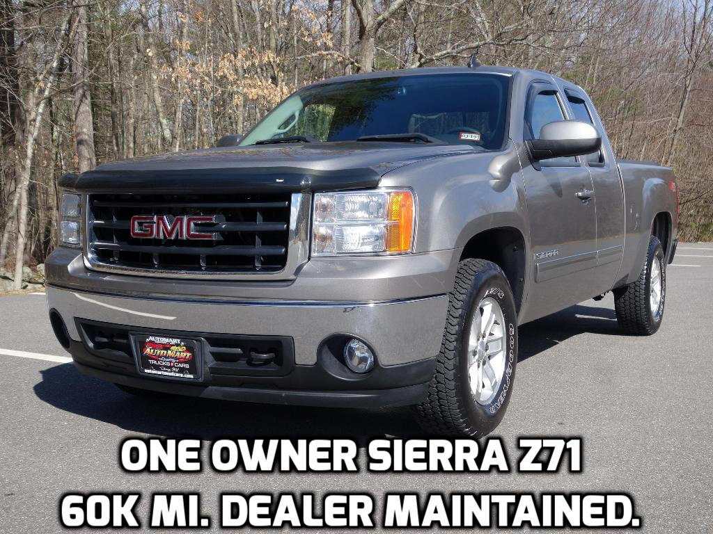2008 GMC Sierra 1500 SLT Ext. Cab Short Box 4WD