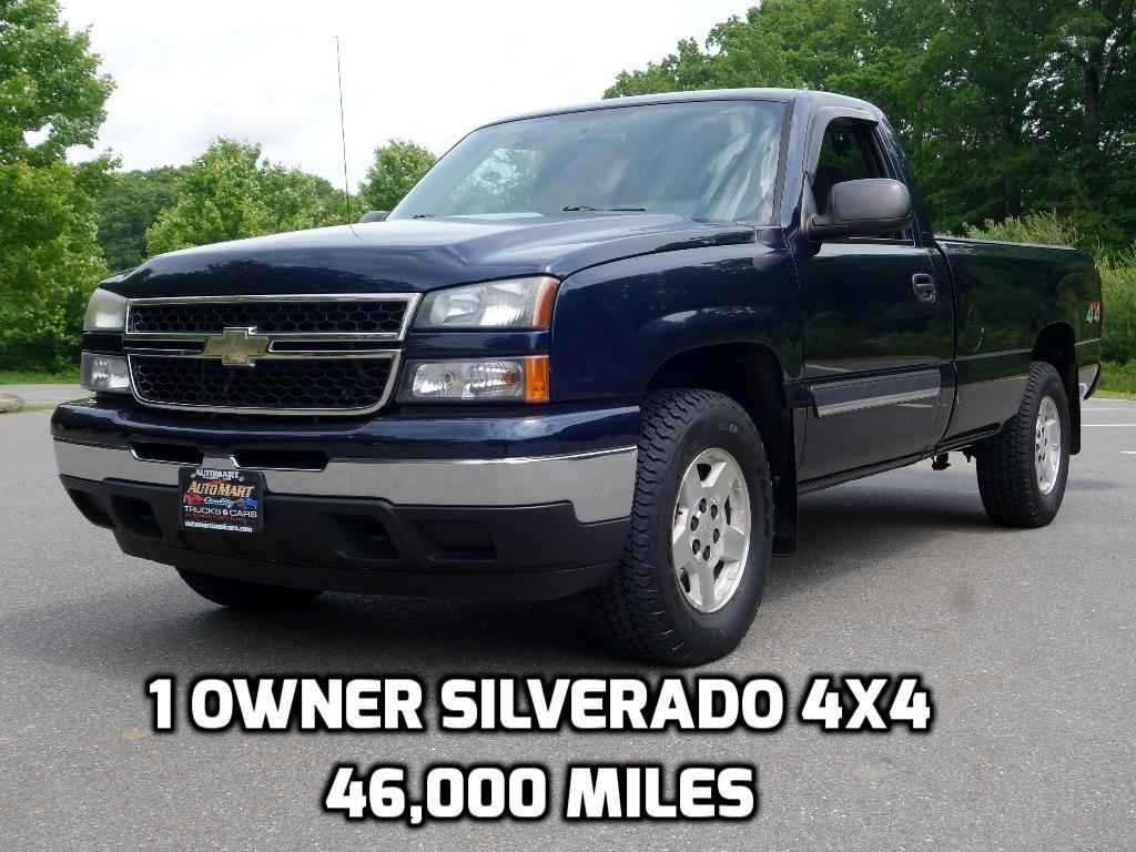 2006 Chevrolet Silverado 1500 LS 4WD