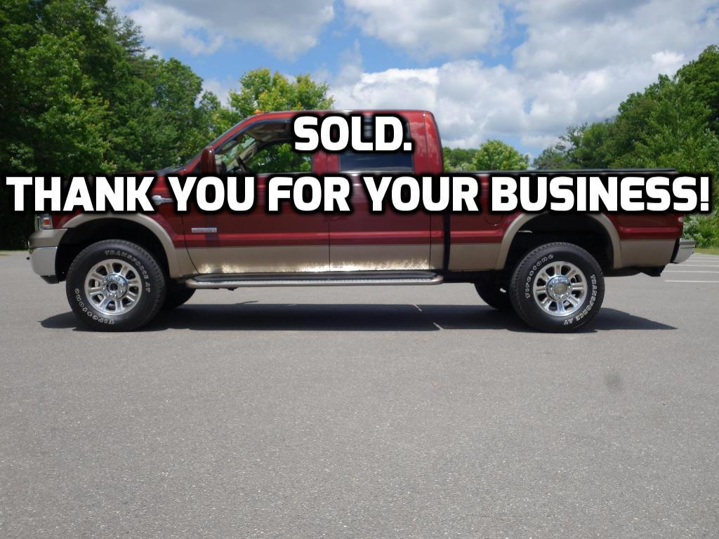 2006 Ford F-350 SD King Ranch Crew Cab 4WD