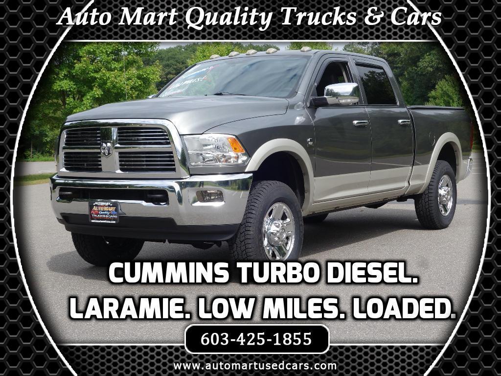 "2010 Dodge Ram 2500 4WD Crew Cab 149"" Laramie *Ltd Avail*"