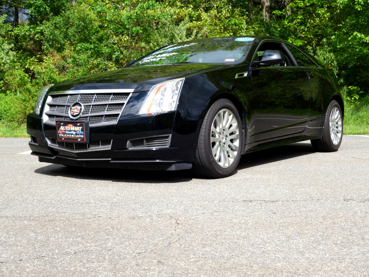 2011 Cadillac CTS Coupe 2dr Cpe AWD