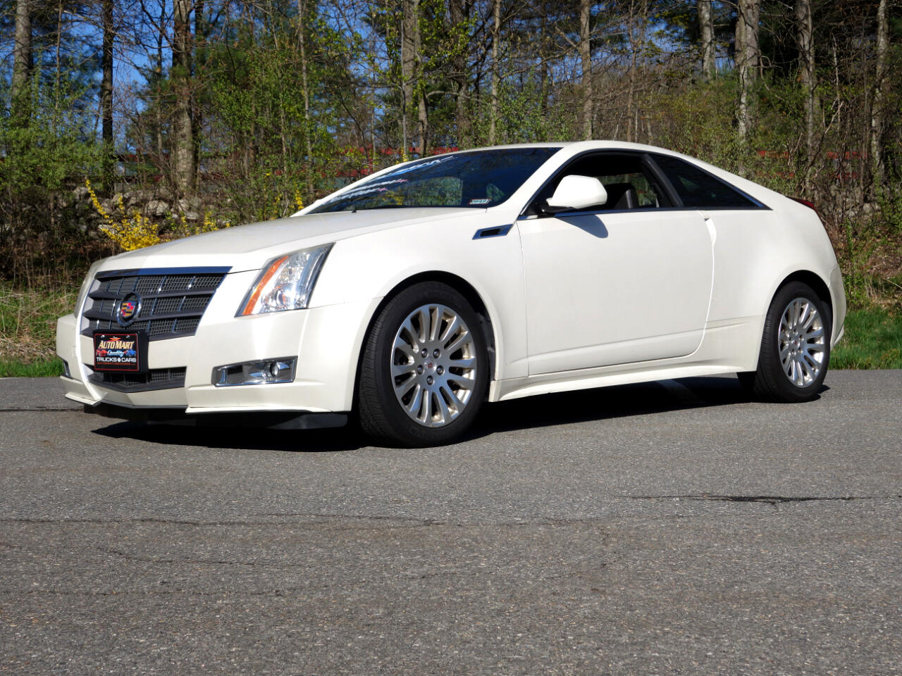 2011 Cadillac CTS Coupe 2dr Cpe Premium AWD